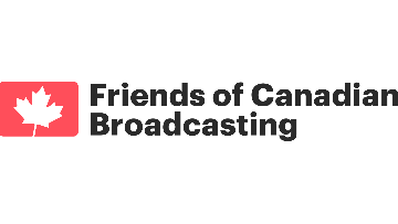 Friends of Canadian Broadcasting logo