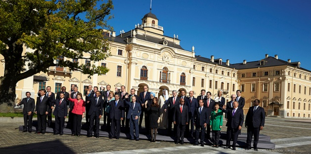Photo by President of the European Council via Flickr CC