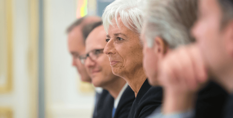 Christine Lagarde Managing Director, IMF (Drop of Light / Shutterstock)