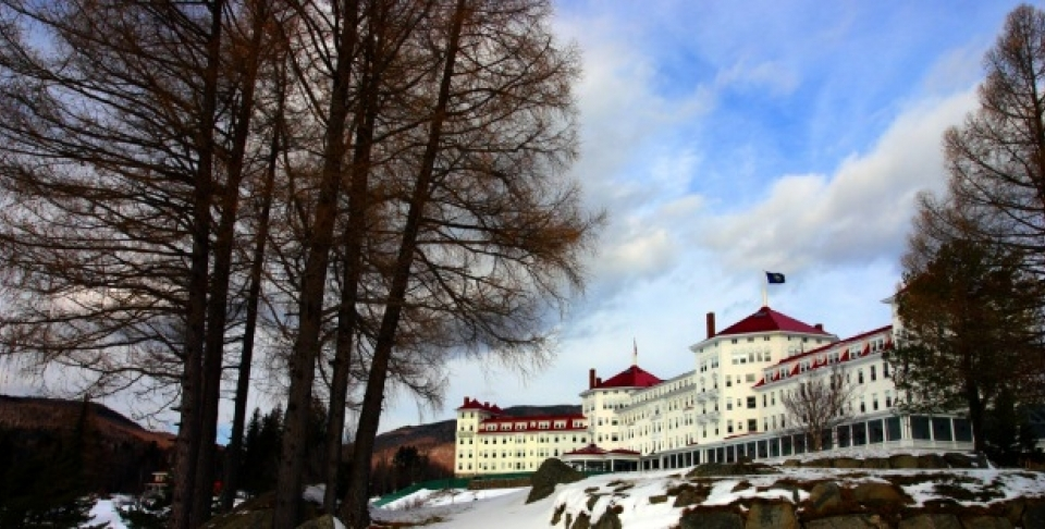 The Mt. Washington Hotel in Bretton Woods, New Hampshire, site of the Bretton Woods conference which established the IMF and World Bank. (Shutterstock)