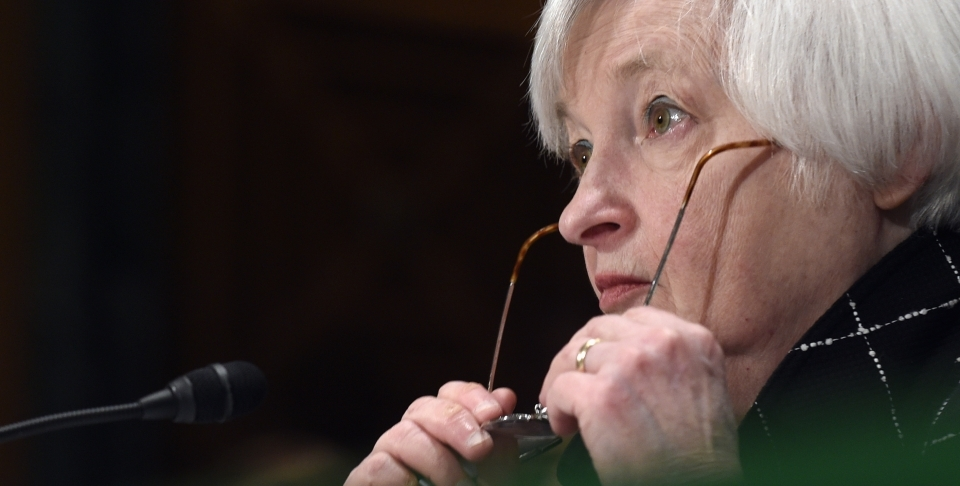 Federal Reserve Board Chair Janet Yellen testifies on Capitol Hill (AP Photo/Susan Walsh, File)