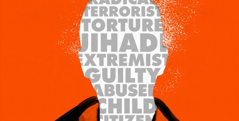 Guantanamo's Child Film Poster