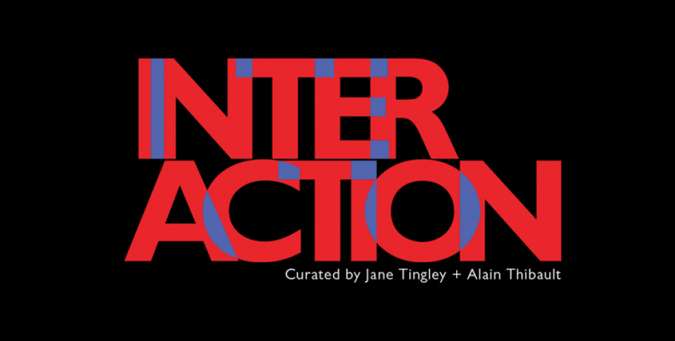 Interaction Exhibit Logo