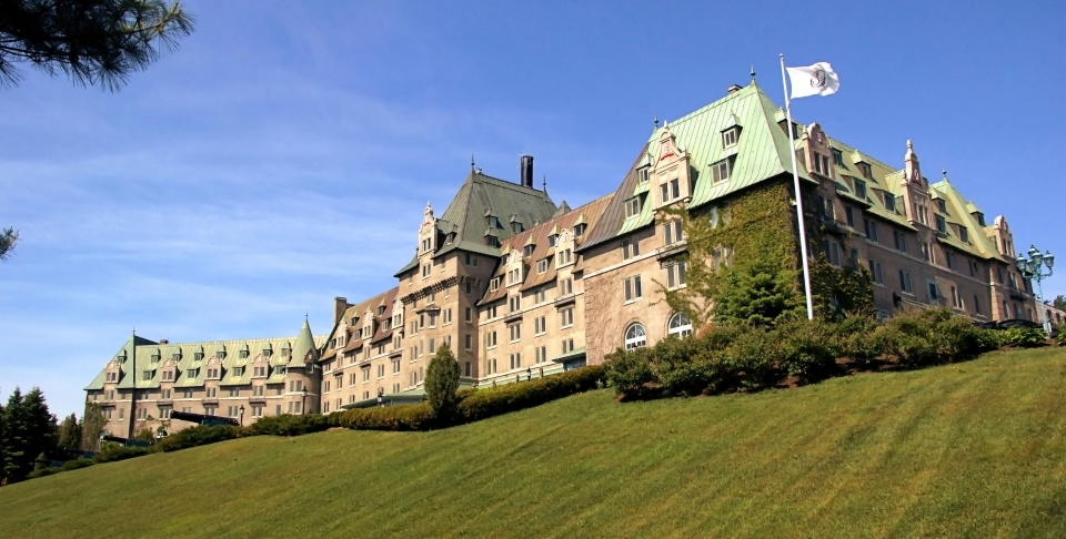 The 2018 G7 summit will be held at the Fairmont Le Manoir Richelieu in Charlevoix, Quebec. (Shutterstock)