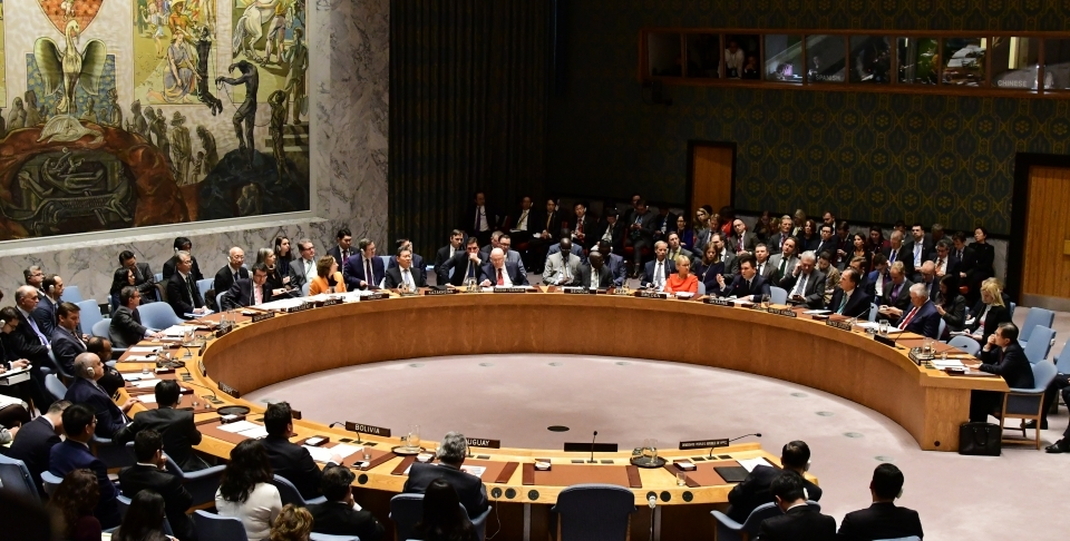 UN Security Council (Shutterstock)