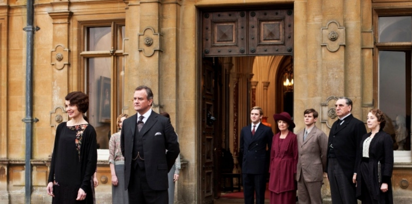 """Downton Abbey."" (AP Photo/PBS, Carnival Film & Television Limited 2012 for MASTERPIECE, Nick Briggs)"