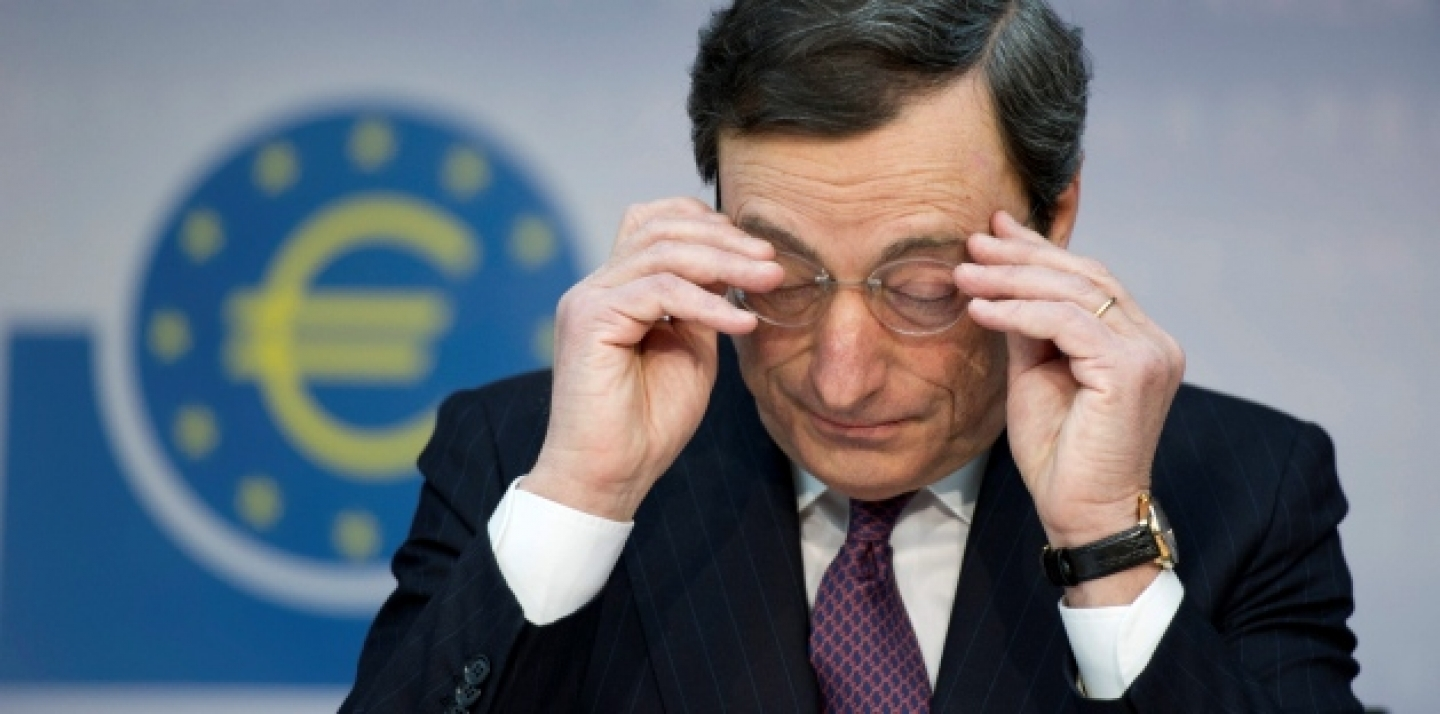 European Central Bank President Mario Draghi (Thomas Luhnes/AP Photo).