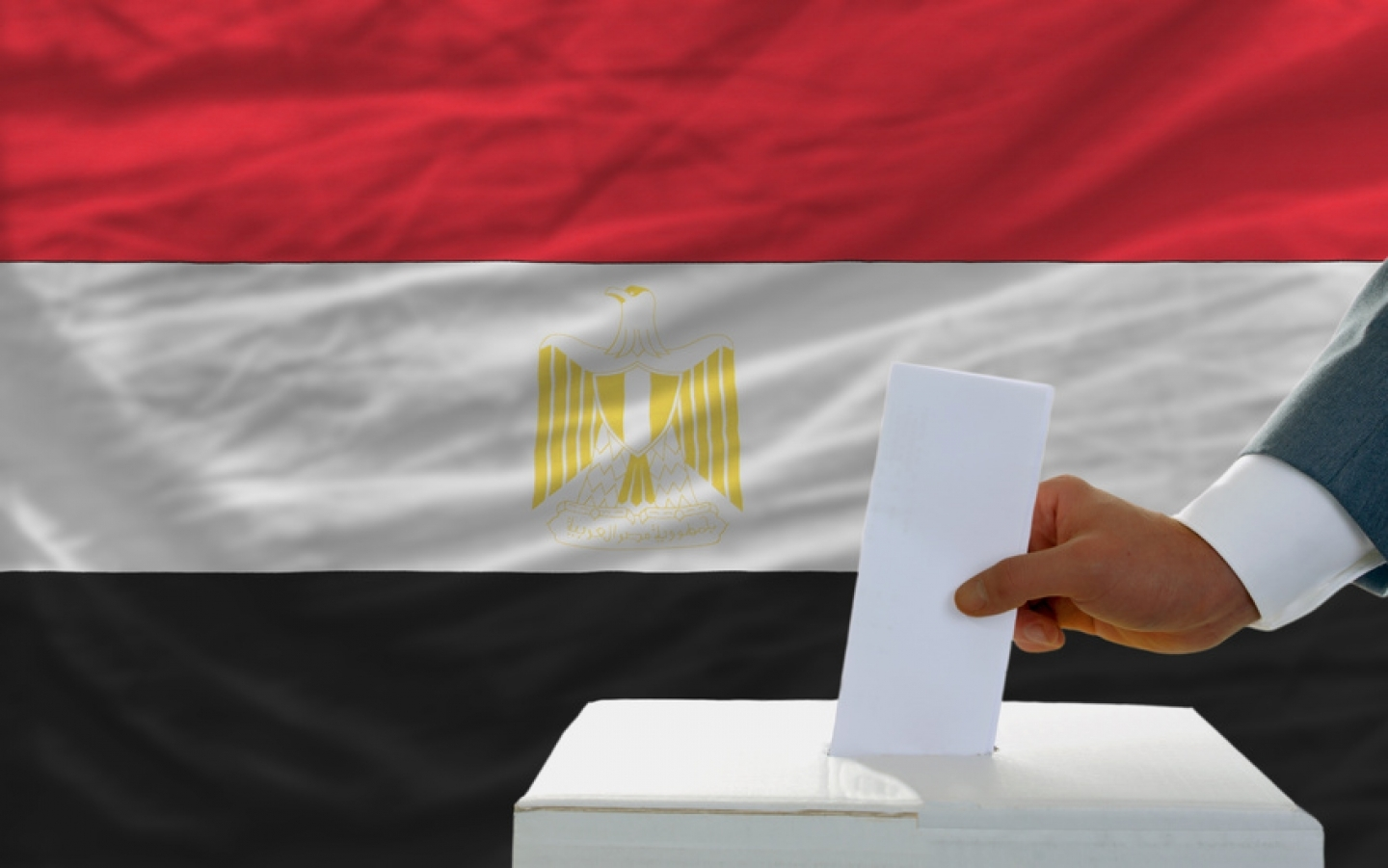 The conflict between Egypt's secularists and Islamists is blurring the country's efforts to define its political institutions (AP Microstock RF).