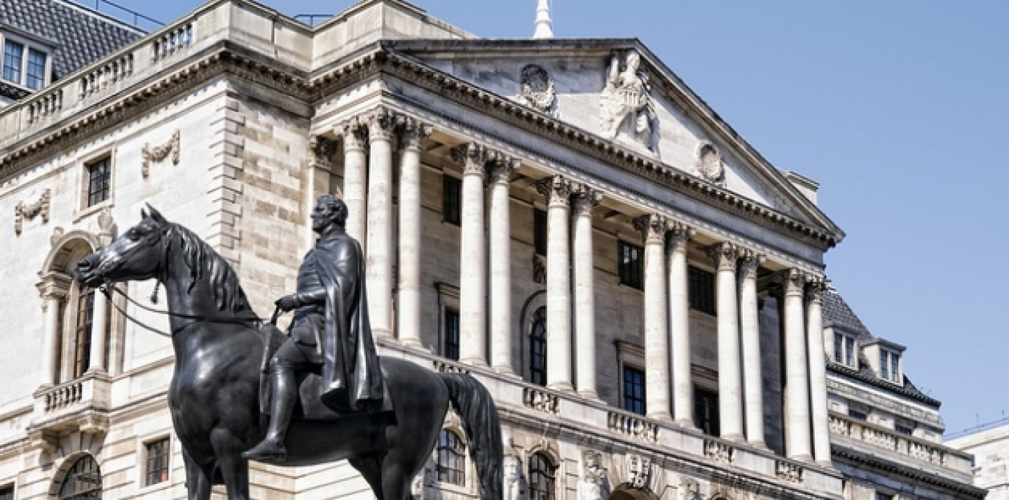 Bank of England (AP Microstock)