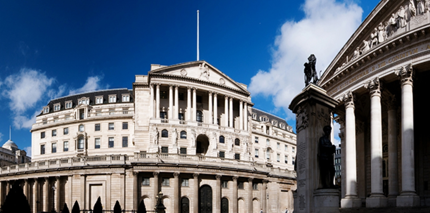 Despite strong improvements in headline unemployment figures in the UK and US, the Bank of England (above) and the US Federal Reserve both see far more economic slack than these figures suggest (Shutterstock).