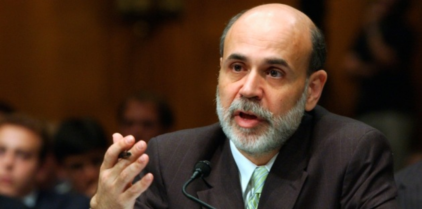 U.S. Federal Reserve Board Chairman Ben Bernanke, seen in a 2006 file photo, recently announced the Fed's will extend its current round of Quantitative Easing (AP Photo/Dennis Cook)