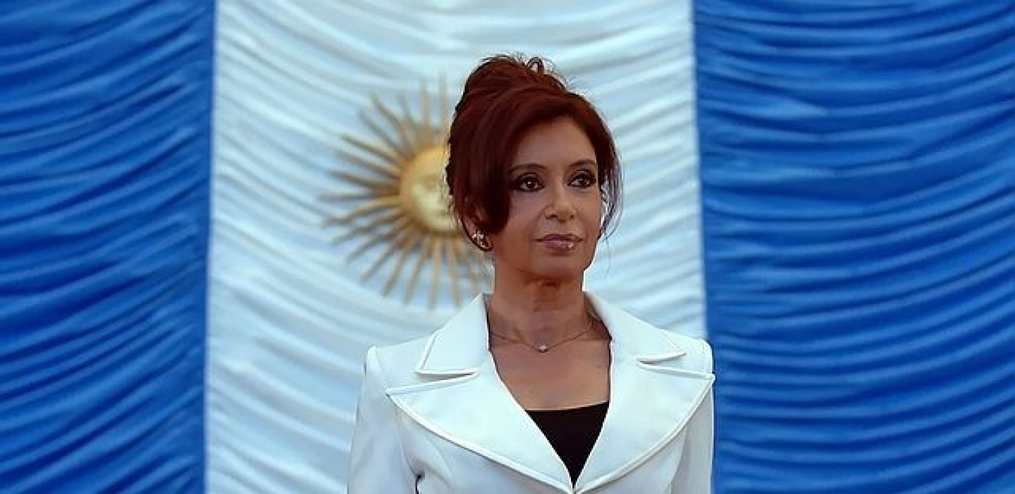 Cristina Fernández (Cambalachero Photo via Wikicommons 2.0)