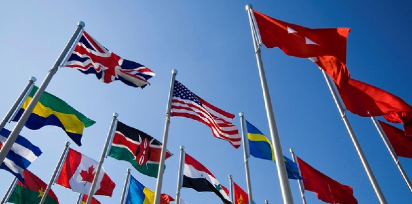 Flags of the world (iStock)