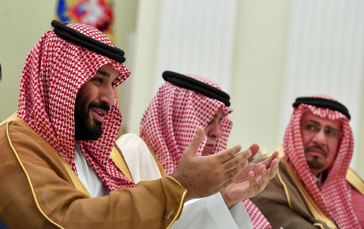 The Real Message Behind the Saudi Crown Prince's Diplomatic