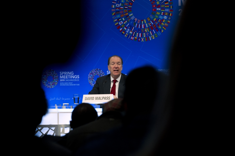 David Malpass Leads the World Bank | Centre for