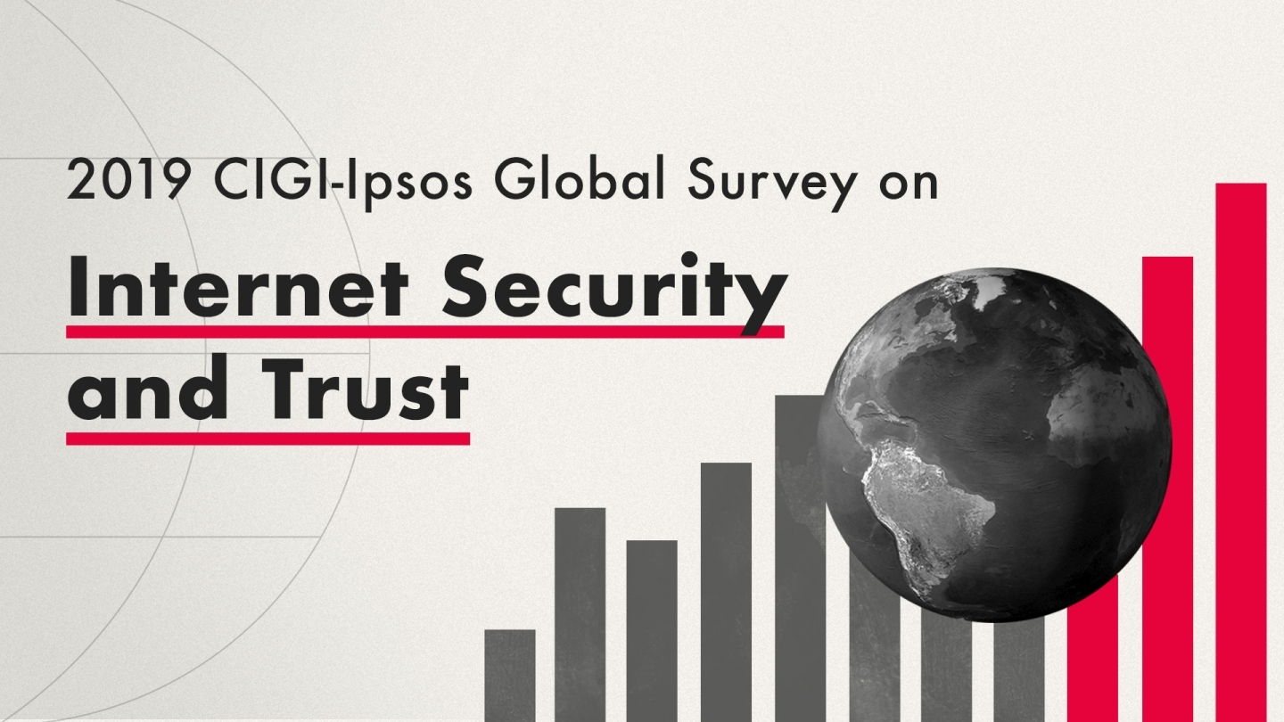 2019 CIGI-Ipsos Global Survey on Internet Security and Trust