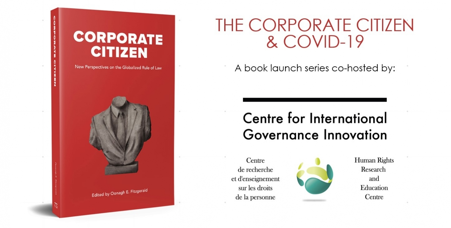 The Corporate Citizen & COVID-19