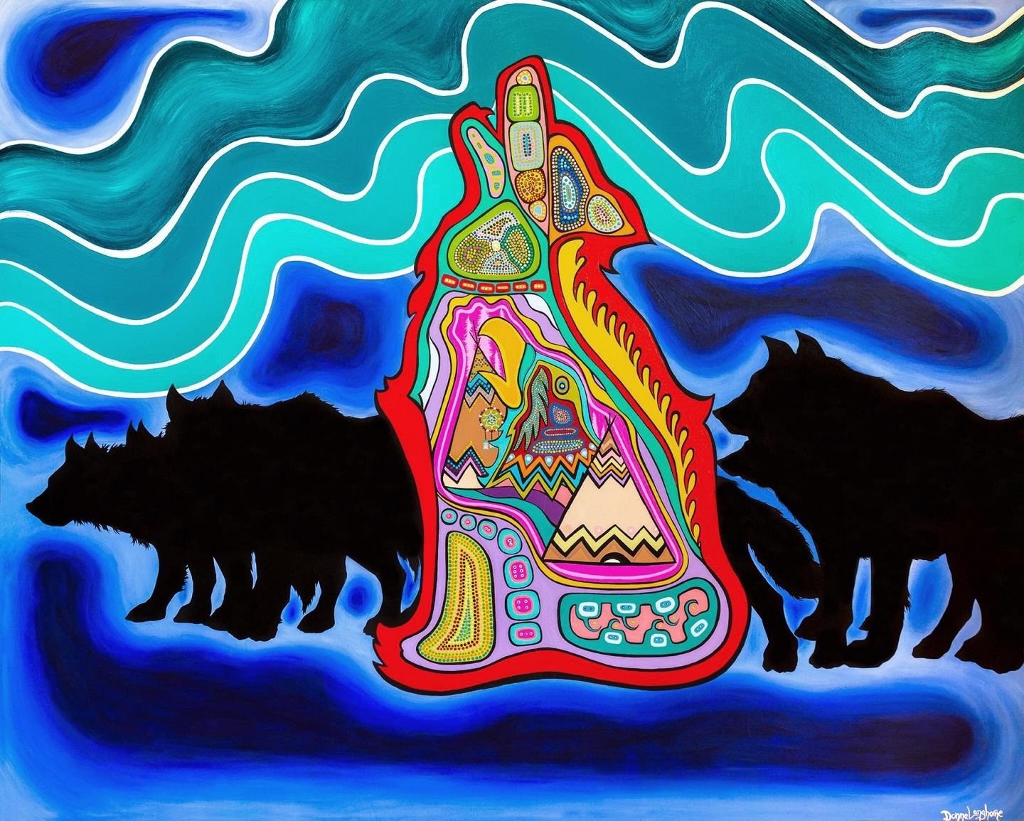 For Our Cultural Sovereignty by Donna Langhorne