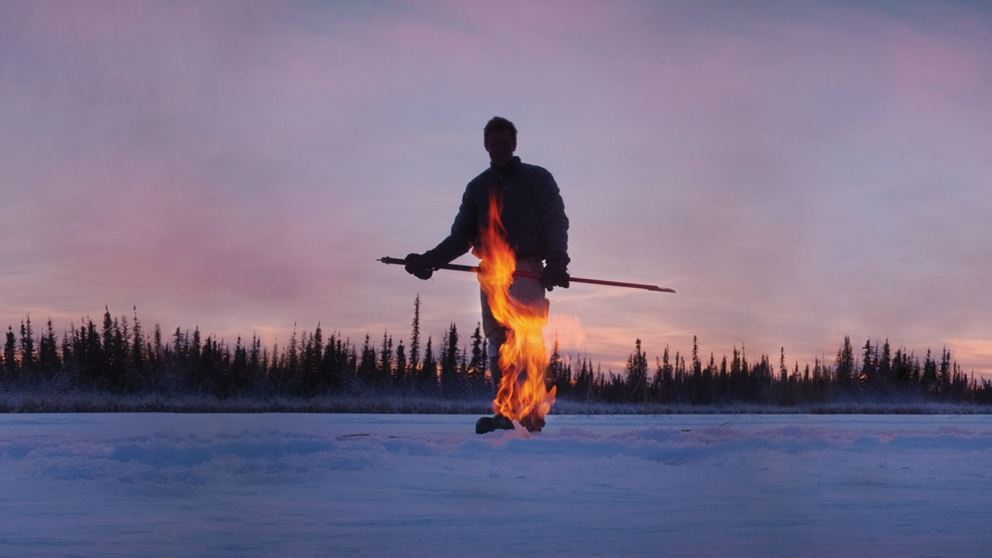 "Promotional image for ""Ice on Fire"" (HBO)"