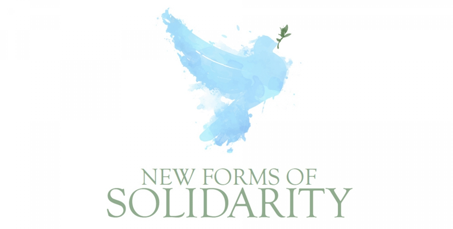 Banner Image: New Forms of Solidarity Workshop