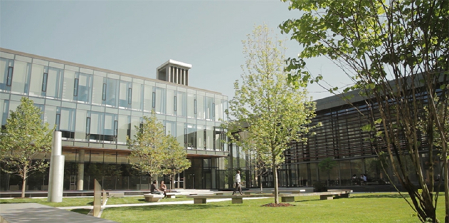 CIGI Campus Courtyard (CIGI Photo).