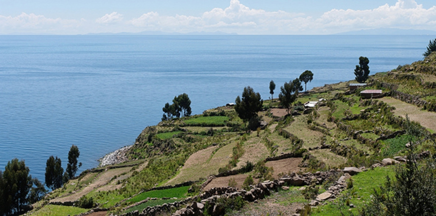 Taquile Island, Lake Titicaca, Peru. (Emmanuel Dyan Photo via Flickr CC).