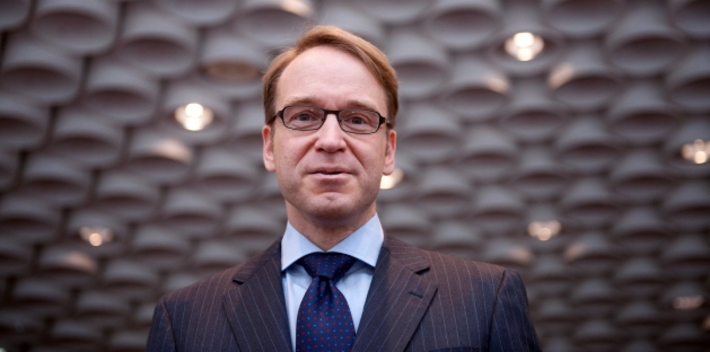 The president of the Deutsche Bundesbank, Jens Weidmann (AP Photo/Thomas Lohnes).
