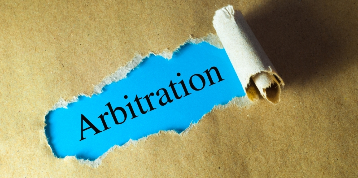 An arbitrator careful to be faithful to the parties' wishes will only resolve the narrow issue in dispute, writes CIGI post-doctoral fellow Enrique Boone Barrera. (Shutterstock Image)