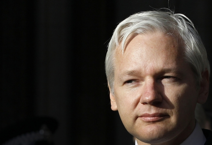WikiLeaks founder Julian Assange (The Associated Press)