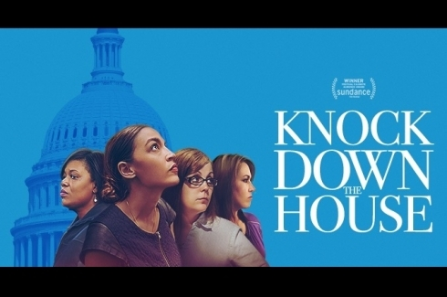 "Title card for the film ""Knock Down the House"" (Jubilee Films)"