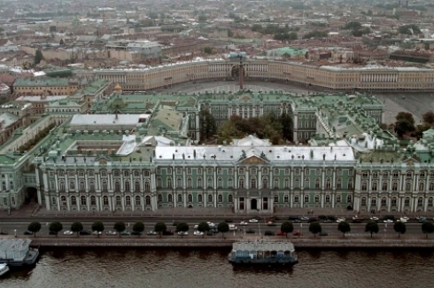 Zimny (Winter) Palace is the former winter residence of Russian Czars, now serves as the State Heritage Museum, in St. Petersburg, Russia (AP Photo/Dmitry Lovetsky/File).
