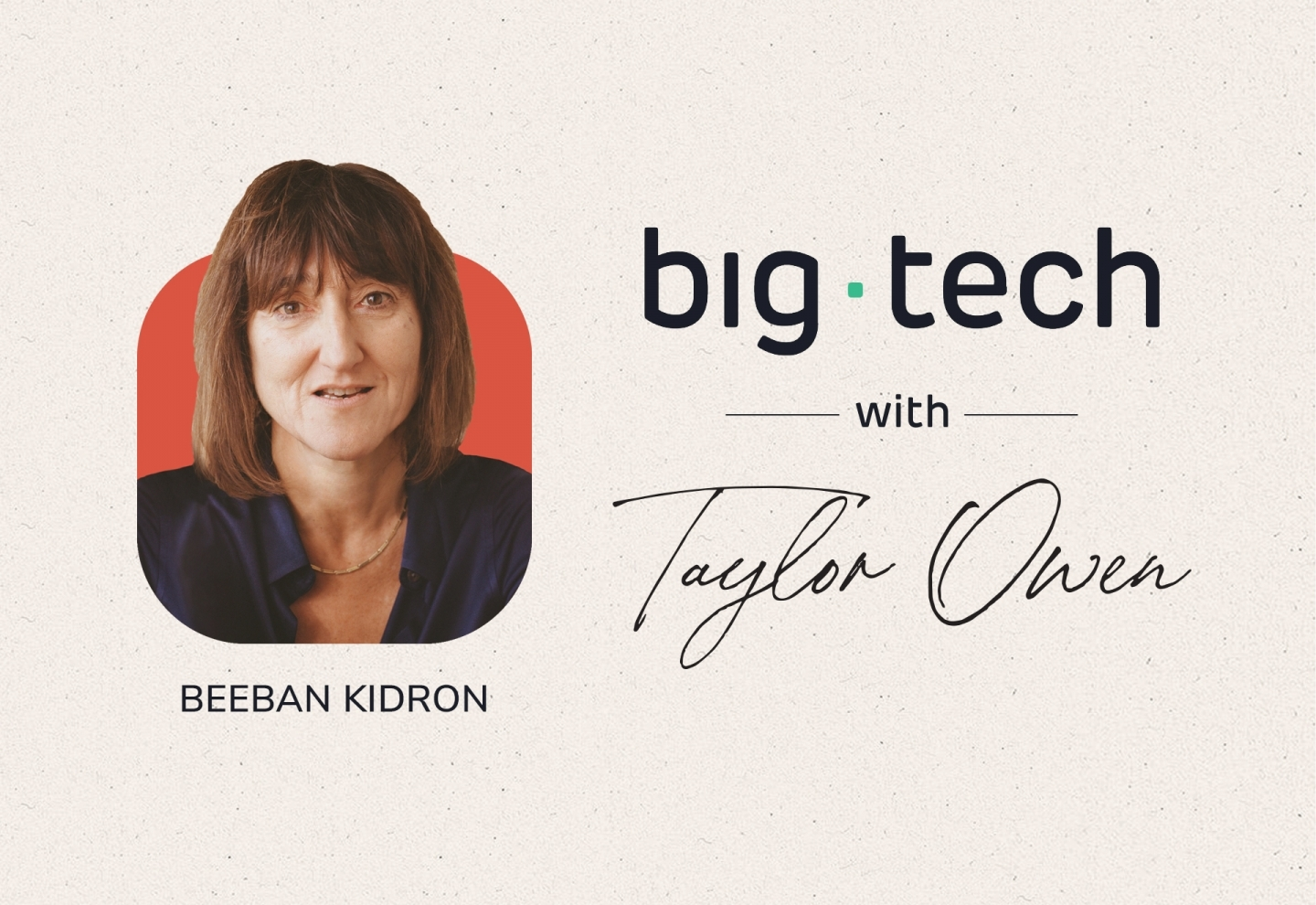 Beeban Kidron on Why Children Need a Safer Internet