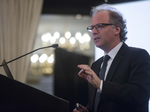Michael Geist speaking in Ottawa at CIGI's Global Policy Forum