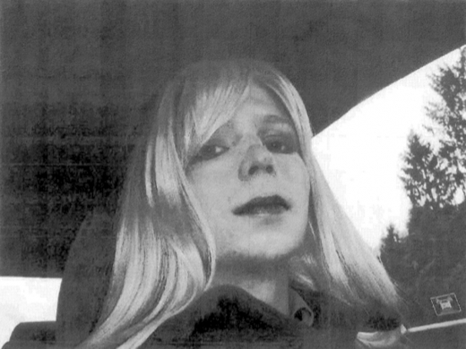 Transgender soldier Chelsea Manning, imprisoned for leaks to WikiLeaks (US Army via AP File)