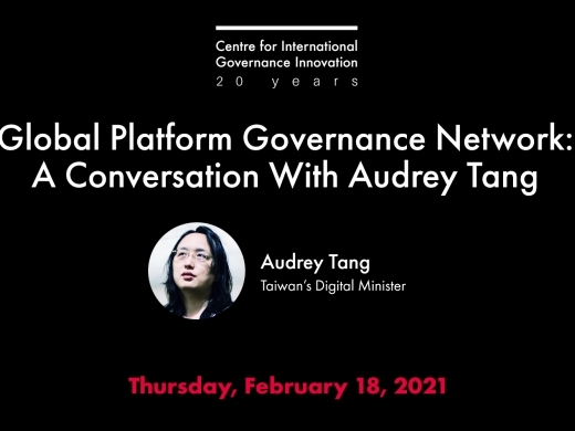 Cover Image for Audrey Tang Conversation