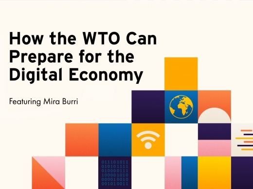 WTO and the Digital Economy