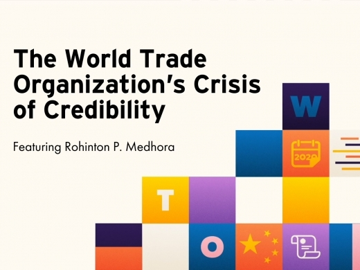The WTO's Crisis of Credibility