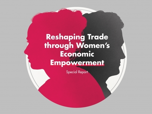 Women and trade special report image