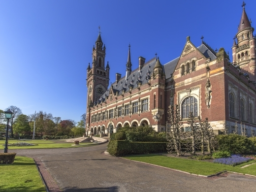 The Peace Palace, which houses the Permanent Court of Arbitration (Shutterstock)