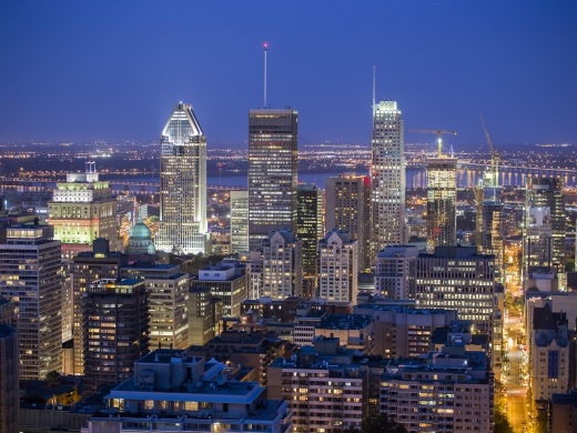 The International Observatory on the Societal Impacts of Artificial Intelligence and Digital Technologies will be based in Montreal, Canada. (Shutterstock)