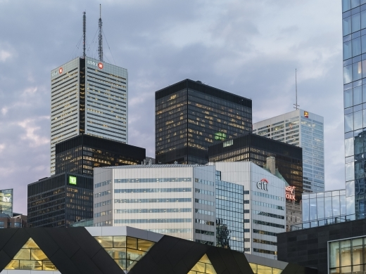 The chief economists at Canada's seven biggest banks all correctly predicted the latest interest rate hike. (Shutterstock)