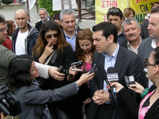 Tsipras. (Flickr Creative Commons Photo/Piazza del Popolo)