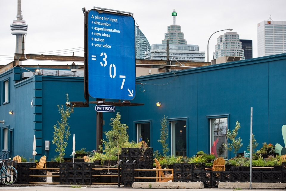 Sidewalk Labs opened its Toronto headquarters in June 2018. (Photo by Nick Kozak)