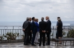 G7 leaders last met in Taormina, Italy for the 2017 summit. (AP Photo/Evan Vucci)