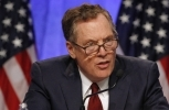 US Trade Representative Robert Lighthizer (AP Photo/Jacquelyn Martin)