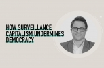 How Surveillance Capitalism Undermines Democracy