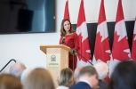 Canada's Foreign Affairs Minister Chrystia Freeland at University of Ottawa (Facebook)