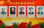 Chinese Leaders since Mao Zedong