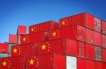 Chinese shipping containers
