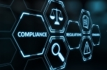 Compliance, rules, law, regulation, policy, business, technology concept